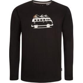 Elkline Country Langærmet T-shirt Herrer sort